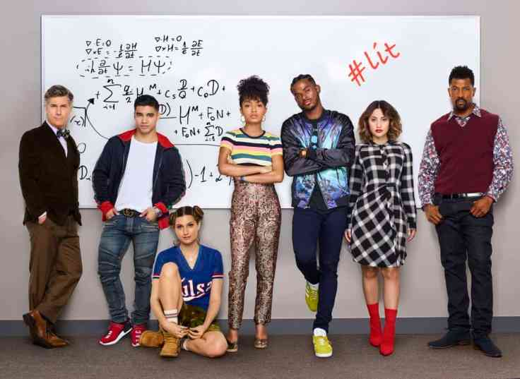 Grownish-Cast